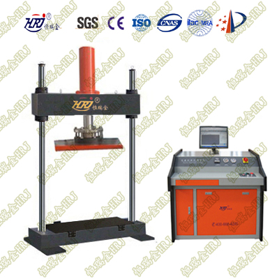 YAW-600P/1000P Concrete Drainage Pipes Compression Testing Machine