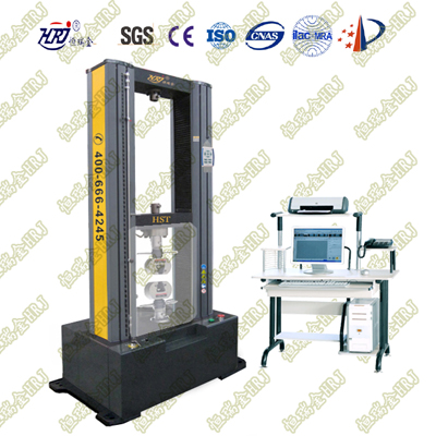 HST-D 100N~100kN High-speed Testing Machine (Double Column System) (CE CUL/CSA)