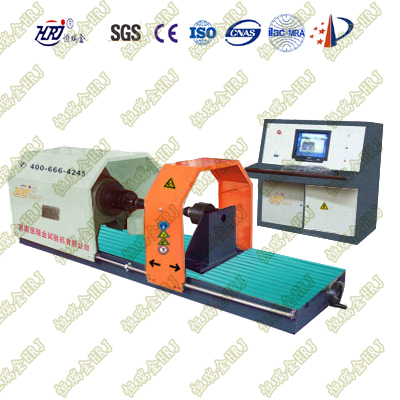 NDW-A5000N.m-80000 Car Transmission Shaft Half Shalf Torsion Testing Machine