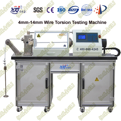 NDW-XC 4mm/5mm/6mm/10mm/12mm/14mm Metal Wire Torsion Testing Machine