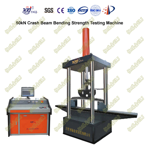 50kN Crash Beam Bending Strength Testing Machine