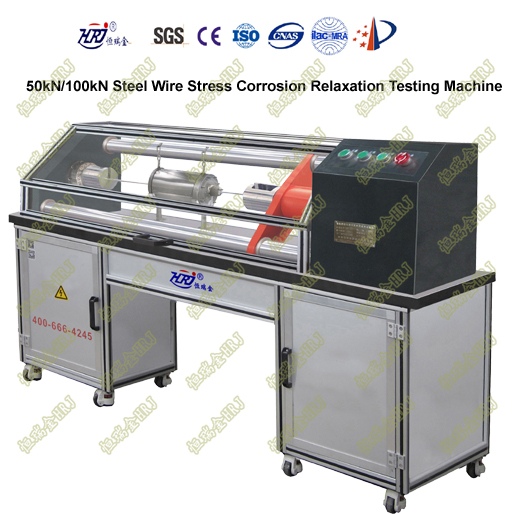 50kN/1000kN steel wire stress corrosion relaxation testing machine (CE CUL/CSA)