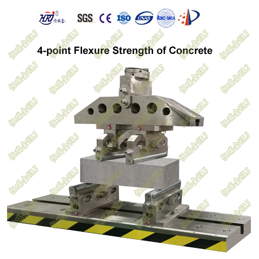 4-point Flexure Strength of Concrete