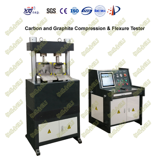 500kN/5kN Carbon and Graphite Strength Testing Machine