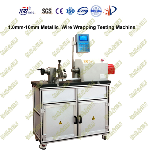NDW-JR10 Metallic Wire Wrapping Testing Machine