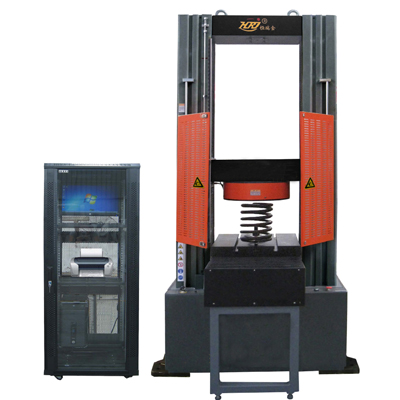 WDW-TH200/300kN Computer Control Spring Transverse Stiffness (Load) Testing Machine