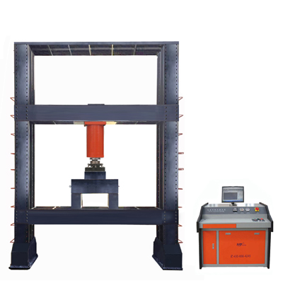 500kN/1000kN/2000kN Electro-hydraulic Servo Structural Testing System