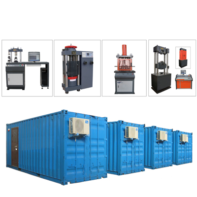 Container Laborotary/Mobile Laboratory/Mechanics Lab