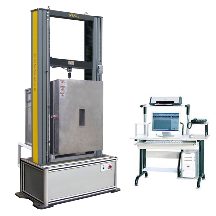 WDW-LQ50/100 Bitumen & Bituminous Mixtures High and Low Temperature Testing Machine (CE)