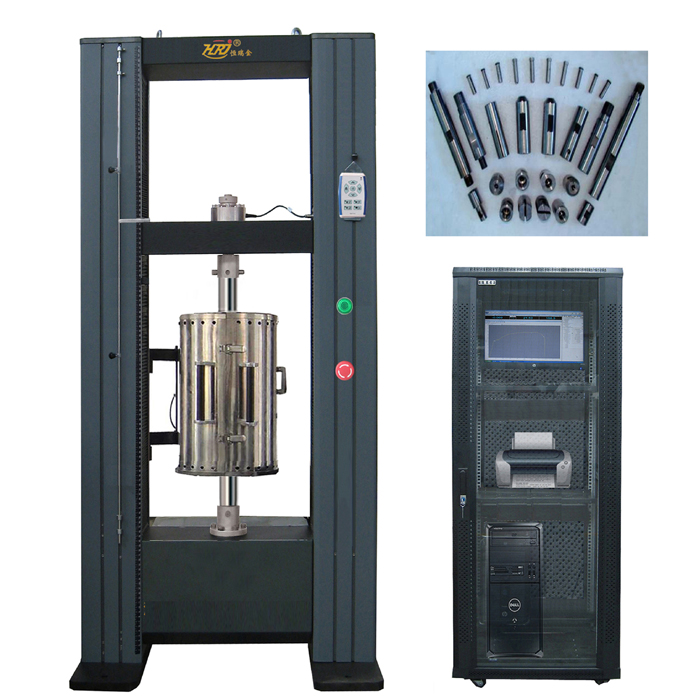 HTTM500kN/600kN High Temperature Tensile Testing Machine