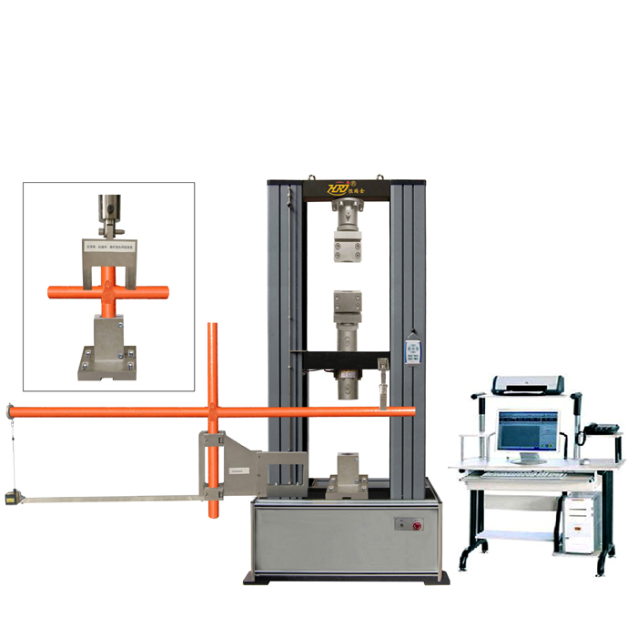 STM100-300 Steel Tube Scaffolding Couplers/Member Testing Machine