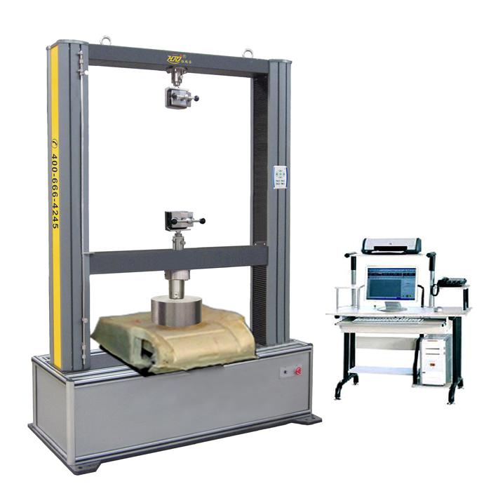 WDW-P5/10/20/50kN Car/Motorcycle Cushion/Foamed Polymer Compression Testing Machine