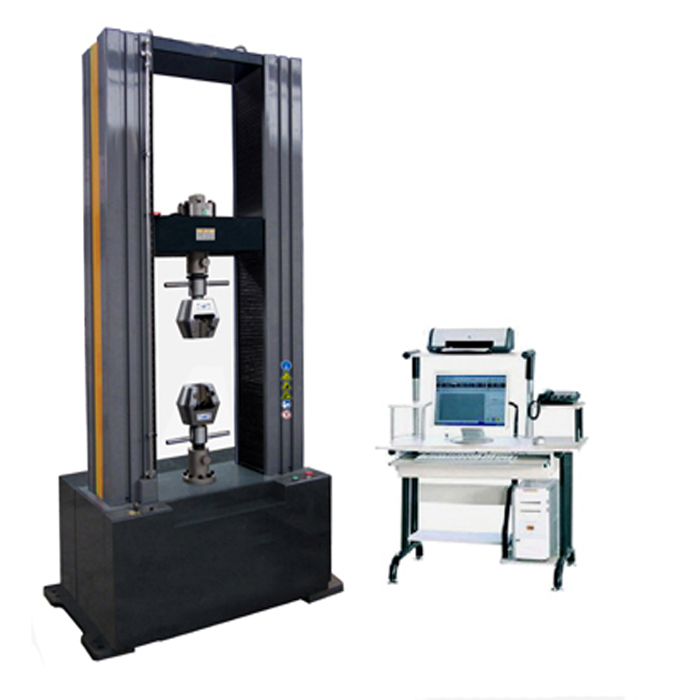 WDW-D200/D300 Electronic Universal Testing Machine (Single Space)