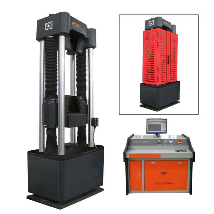 SSTT600kN/1000kN Steel Strand/Steel Bars Tensile Testing Machine (4 column 2 screw model)