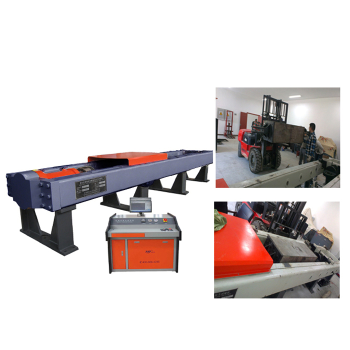 CBTM1000/2000/3000/5000 Concrete Beam Horizontal Tensile Testing Machine