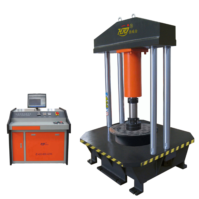 MCCT1000kN/1500kN Manhole Cover Compression Testing Machine(Four Column System)(EN124)(USA/NA)