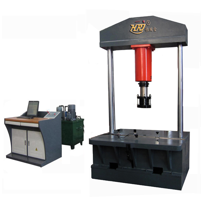 JAW-1250kN Manhole Cover Compression Testing Machine (BSEN124/EU )