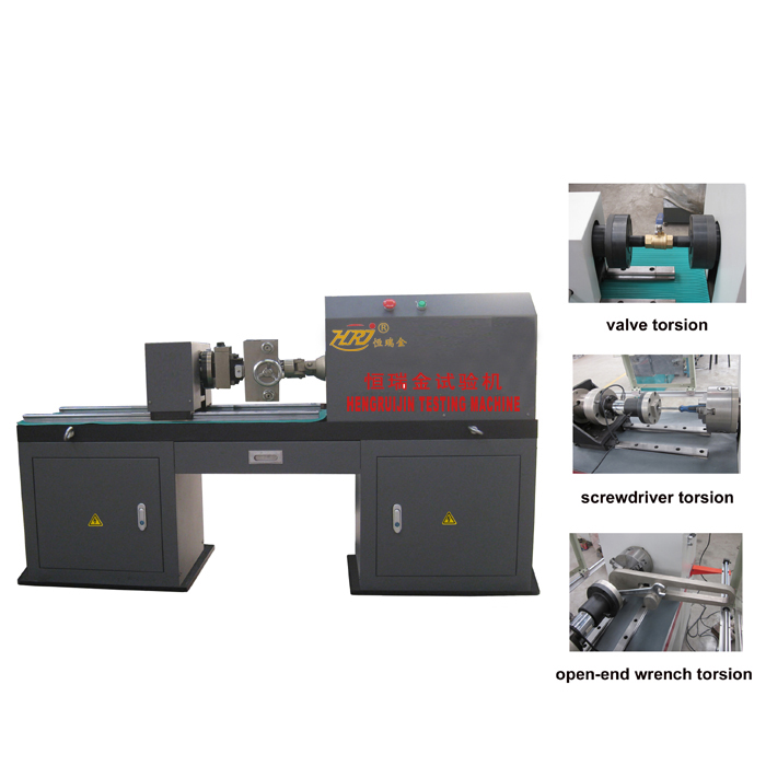 NDW-T50N.m-2000N.m Valves/Screwdriver/Solid/Open-end Wrench Torsion Testing Machine