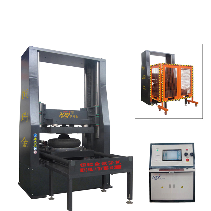 ASST300 Air Spring Stiffness Testing Machine