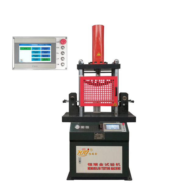 51mm Metallic Materials Pipes Bending Testing Machine